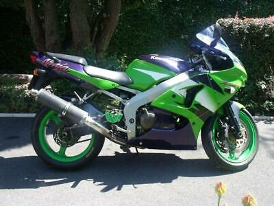 1998 Kawasaki ZX 6R Ninja 600...**SOLD** Yellow ZX6 in stock Sports Bike