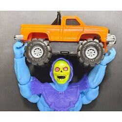 Kyпить Used Schaper Stomper Orange Ford Ranger 4x4 Monster Truck Toy *see descrip на еВаy.соm
