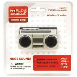 Kyпить World Smallest Boom Box (by Westminter) на еВаy.соm