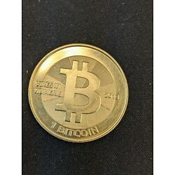 Kyпить 2013 Casascius Brass 1 Bitcoin Rare Original Collectible Unfunded/Redeemed BTC на еВаy.соm