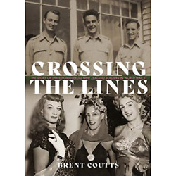 Brent Coutts-Crossing The Lines BOOK NEW