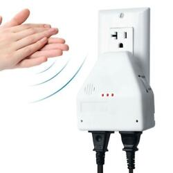 Kyпить The Clapper Sound Activated Clap On/Off Light Switch Wall Socket Outlet Z87Y на еВаy.соm