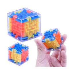 Kyпить 3 Pack 3D Maze Cube Fidget Toy Fun Brain Challenge AU STOCK на еВаy.соm