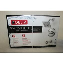 Kyпить New! Delta PORTWOOD Tub and Shower Facuet in Chrome 144770 на еВаy.соm