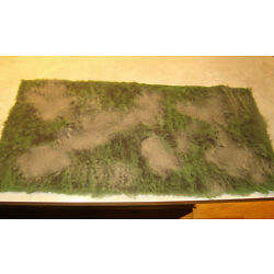 Kyпить Build-A-Rama Bar-223 War Torn Battlefield Mat 12 X 24 1:30 First Legion etc. на еВаy.соm
