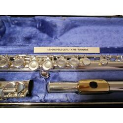 Kyпить Gemeinhardt 2SP Student Flute Top Selling Refurbished Ready To Play L30794 на еВаy.соm