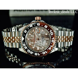 Kyпить Invicta Men's 45mm Pro Diver AUTOMATIC NH35A METEORITE DIAL Silver/Rose SS Watch на еВаy.соm