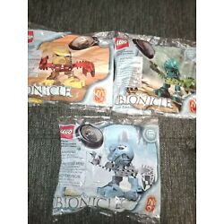 Kyпить 2001 Bionicles McDonald's Happy Meal Toys #4 на еВаy.соm