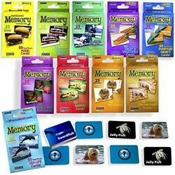 Kyпить Stages Learning Set of 10 Picture Memory Card Real Photo Concentration Games ... на еВаy.соm