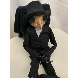 Kyпить Strange Dolls - Dr. Scops - RARE - by Beth Robinson - creepy, odd, scary на еВаy.соm
