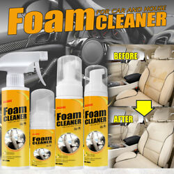 Multi Purpose Foam Cleaner for Deep Cleaning of Car Interior New 30ML