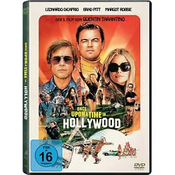 Once Upon A Time In… Hollywood (DVD, 2019, 1 Disk)