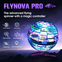Kyпить Flying Ball Toy Flynova-Pro Spinner W/ Endless Tricks Hand Operated Drone Gift на еВаy.соm