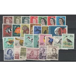 Kyпить 1966 Australia year collection of 28 stamps. MUH/MNH Scarce set and cheap на еВаy.соm