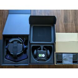 Kyпить Pimax 8kx Full Kit with Valve Index and Steam Base Stations Lightly Used на еВаy.соm