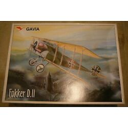 Kyпить Gavia 1/48 Scale Fokker D.II Complete Factory Sealable Parts Bag  Free Shipping на еВаy.соm