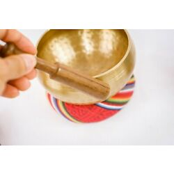 3.5 inch wooden stick for  Singing bowl for sound healing, meditation, yoga