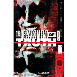 Department of Truth 1 6th Print  7/28/21