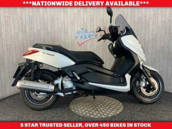 YAMAHA X-MAX 250 SCOOTER COMES WITH 12 MONTH MOT 2014 64