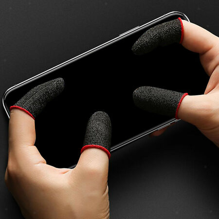 img-2x Mobile Game Controller Finger Sleeve for Knives Out for Rules of Survival
