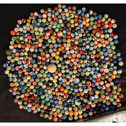 Selling Dad's old, vintage, antique, collectible marbles -  Lot #6