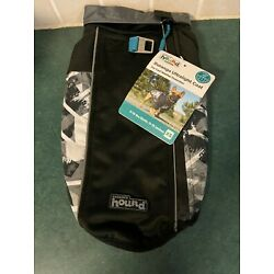 Outward Hound Durango Ultralight Coat for Cool Weather Protection XS Black