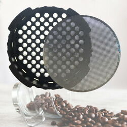 1/2 Reusable Stainless Steel Filter Pro& Home For Aerobie Aeropress Coffee Maker