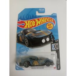 Hot Wheels Muscle And Blown Blue #184 184/250 2021/Rod Squad 5/5
