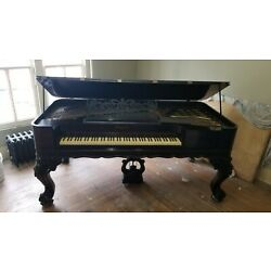 WM Knabe & Co. Square Grand Piano, from 1885