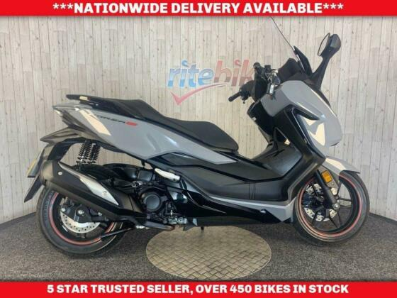 HONDA NSS300 FORZA NSS 300 FORZA ABS TRACTION CONTROL ONE OWNER  2020 70