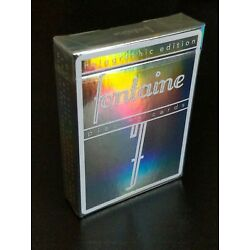 Fontaine Playing Cards | Holographic Edition | 1 of 15000