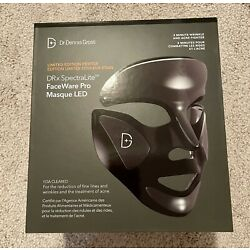 Dr. Dennis Gross Limited Edition DRx Pewter SpectraLite FaceWare Pro, BNIB