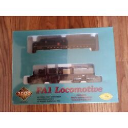 Proto 2000 HO PRR Alco FA1-FB1 #9605 9605B DC powered Diesels New Factory sealed