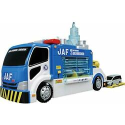 TAKARA TOMY Tomica Town JAF Big Wrecker Car Towing Truck Toy for Kids F/S wTrack
