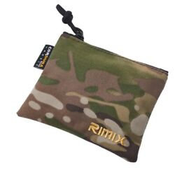 RIMIX Multifunctional Portable Coin Purse Outdoor Commuter Coin Wallet OutdoorB6