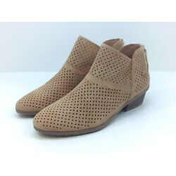 Kenneth Cole Reaction Womens Boots P3OOC, Tan, Size 6.5