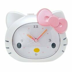 Alarm clock to wake me up in the voice of Hello Kitty Kitty F/S w/Tracking# NEW
