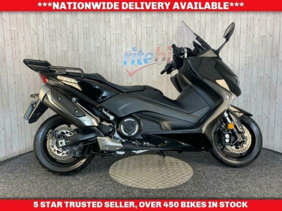 YAMAHA XP 530 T-MAX ABS MODEL GENUINE LOW MILEAGE SCOOTER  2020 20