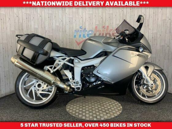 BMW K 1200 S ABS SIDE LUGGAGE FULLY PREPPED READY TO GO 2005 05