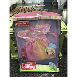 Fisher price little mommy outfit new