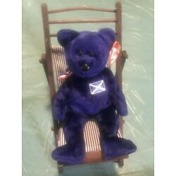 Ty Beanie Baby - SCOTLAND the Bear (UK Exclusive) MINT with MINT TAGS