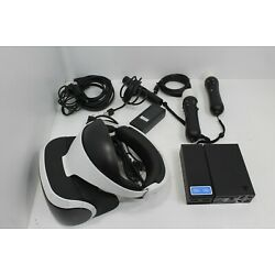 Playstation VR Headset Camera 2 Controllers L403484A-AK