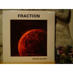 FRACTION Moon Blood LP/1971 US/Doors/Steppenwolf/ALL-TIME HEAVY PSYCH MONSTER!