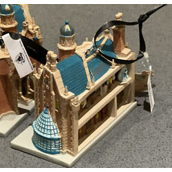 Disney World Parks Haunted Mansion Attraction Holiday Ornament New