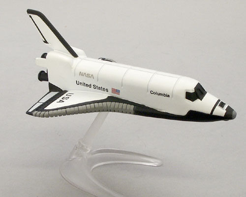 space shuttle columbia model - photo #13