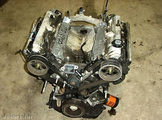 Engine Long Block Lexus Ls400 1990 1991 1992 1993 1994