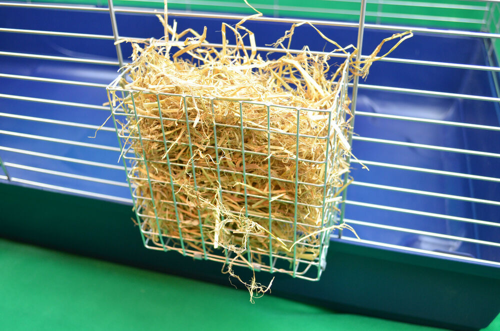 Large Hay Rack Feeder For Chinchilla Guinea Pig Rabbit