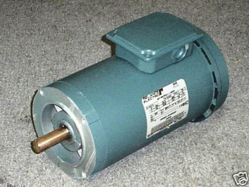 Reliance electric 6148718 1 1 5hp duty master ac motor ebay for Duty master ac motor reliance electric