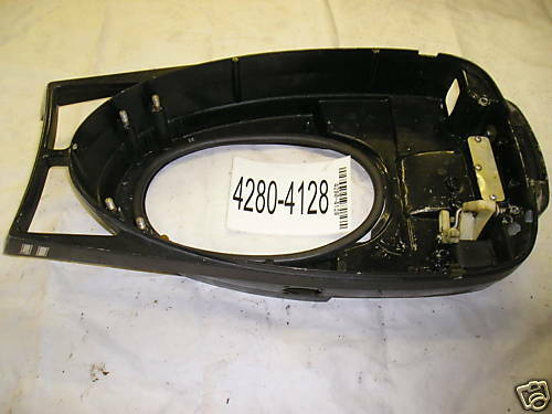 1966 mercury 35hp outboard motor support plate 21252660 ebay for Mercury boat motor parts on ebay