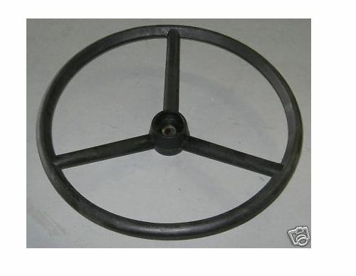 1969 Ford 3000 Tractor Steering Part Numbers : Tractor steering wheel ford d nn b ebay